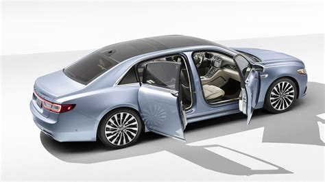 limited lincoln continental  anniversary edition