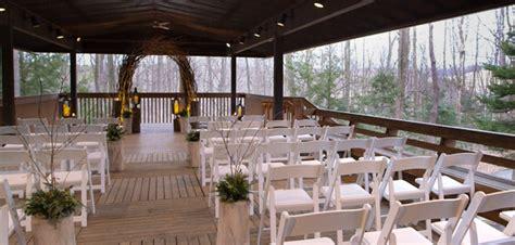 ohio wedding venues intimate outdoor wedding venues