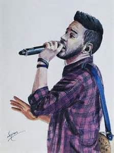 house drawings plans mike shinoda painting by linkin