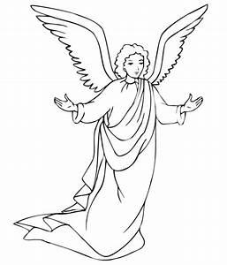 Engel Malvorlagen Kostenlos Zum Ausdrucken Ausmalbilder