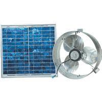 solar shed fan solar fan cool your attic garage boat shed ebay