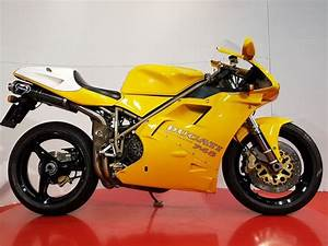 Ducati 748 Cafe Racer Parts