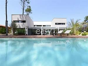Maison moderne pour photos tournage et evenement cap for Maison a louer cap ferret avec piscine 14 villa contemporaine en bois au cap ferret