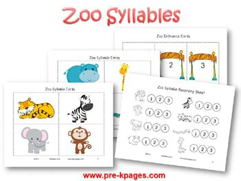 zoo theme activities  preschool