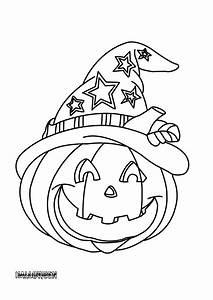Citrouille Halloween Dessin : coloriages une citrouille d 39 halloween a imprimer ~ Melissatoandfro.com Idées de Décoration