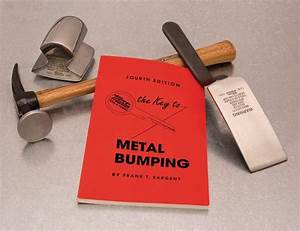 Martin Tool  U0026 Forge The Key To Metal Bumping In Training
