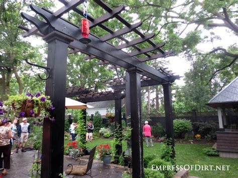 20+ Arbor, Trellis, & Obelisks Ideas