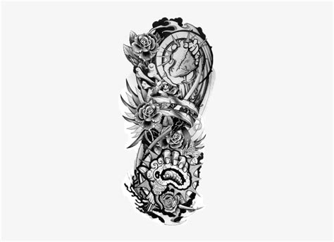 tattoo freetoedit tattoo sleeve designs