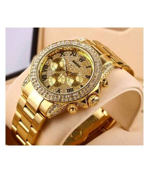Shop In Style 2021 Stainless Steel Chronograph Men's Watch ...