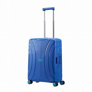 American tourister lock n roll spinner