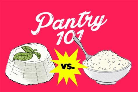 ricotta vs cottage cheese pantry 101 ricotta vs cottage cheese chatelaine