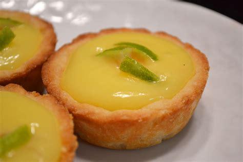 mini lemon curd