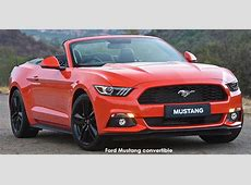 Ford Mustang Convertible Photos 2018 New Ford Mustang