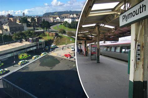 Plymouth Train Station Stabbing