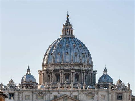 Basilica Di San Pietro Cupola by La Basilica Di San Pietro Fede E Spiritualit 224 Idee Di