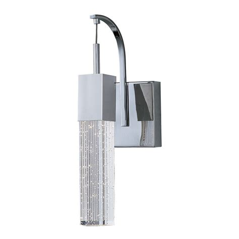 buy the fizz iii 1 light led wall sconce by et2