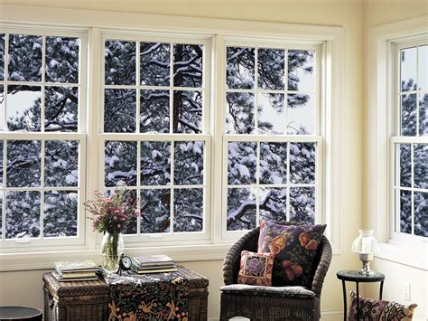 double hung replacement windows renewal  andersen