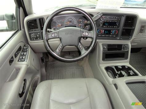 gmc sierra hd slt crew cab dashboard