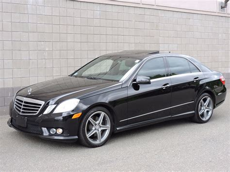 Used 2010 Mercedes-benz E-class E350 Sport At Auto House