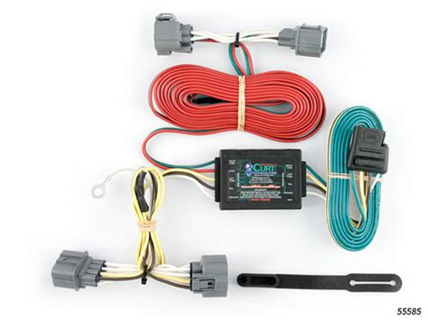 Honda Ridgeline Wiring Kit Harness Curt Mfg