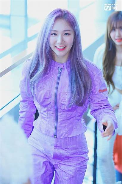 Mia Everglow Hair Asiachan Kpop Female Colors