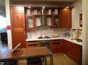 cucine bicolore panna legno idee creative di interni e With cucine scavolini ivrea