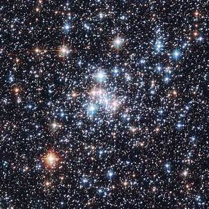 SkyWatch SA: Star Clusters taken from Hubble