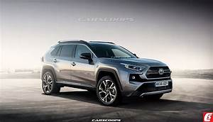 Toyota Rav 4 2019 : 2019 toyota rav4 everything we know from specs news to renders and teasers updated carscoops ~ Medecine-chirurgie-esthetiques.com Avis de Voitures