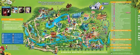 parkmaps parkplan plattegrond nigloland