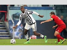 Paul Pogba targets transfer to Barcelona or Real Madrid
