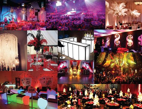 las vegas casino table decorations photograph las vegas