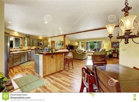 cuisine ouverte sur salon salle à manger cuisine ouverte sur salle manger et salon free cuisine