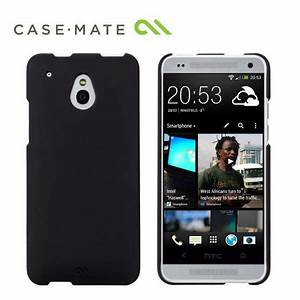Case-Mate Barely There for HTC One Mini - Black ...