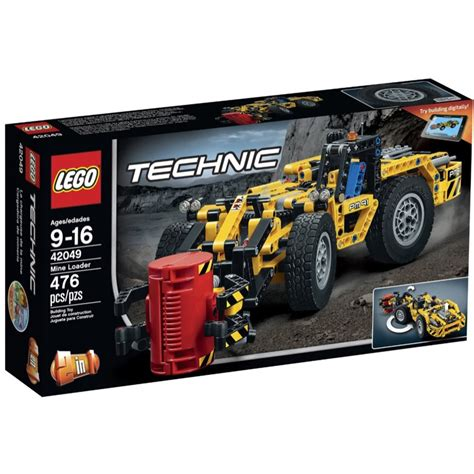 technic sets technic sets 42049 mine loader new
