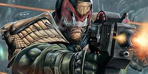 Dredd Fans Will be Happier With a TV Show | Screen Rant