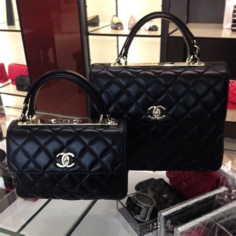 chanel trendy cc tote bag reference guide spotted fashion