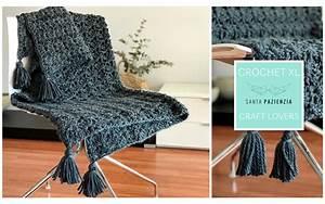 Crochet En S : crochet xl con santa pazienzia haz a ganchillo una ~ Nature-et-papiers.com Idées de Décoration