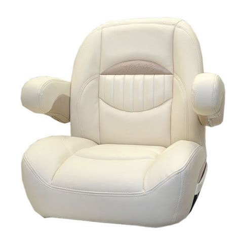 Captain Chairs For Pontoon Boats by Sweetwater Napa Vinyl Non Reclining Pontoon Boat Captains