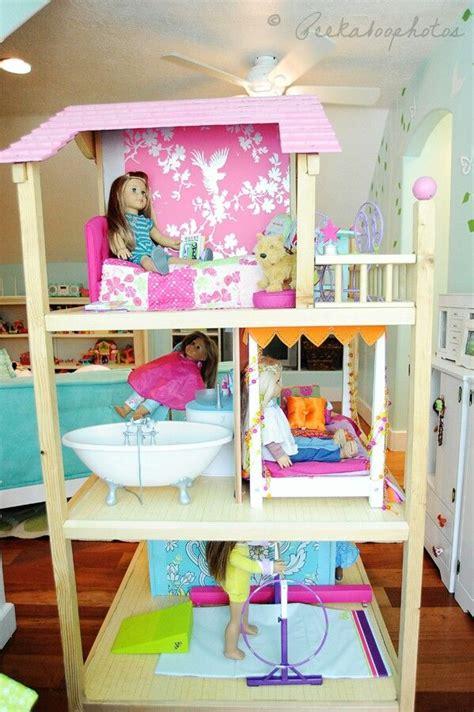 american girl doll house ricky