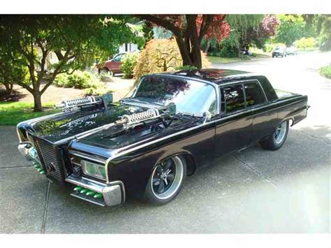 1965 Chrysler Imperial For Sale On Classiccarscom 6