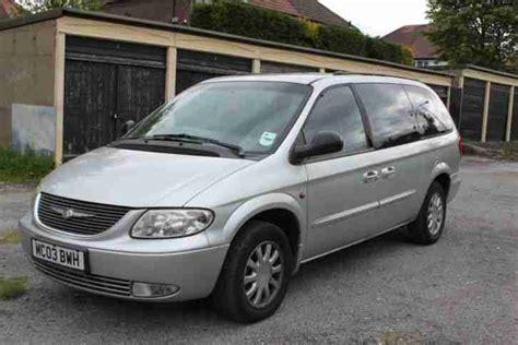 manual cars for sale 2001 chrysler voyager transmission control chrysler 2003 grand voyager 2 5 crd manual car for sale