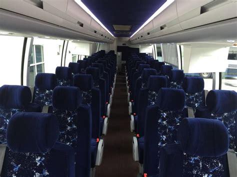 demand bus service arrives   jersey  city
