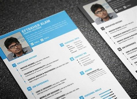 30 best professional resume templates collection web