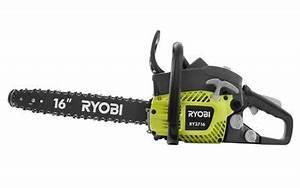 Ryobi 16 U0026quot  Gas Chain Saw