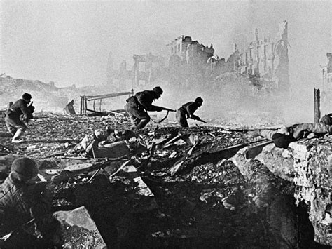 the siege of stalingrad the battle of stalingrad wwii