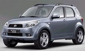 Daihatsu Terios 2006-2009 Service Repair Manual