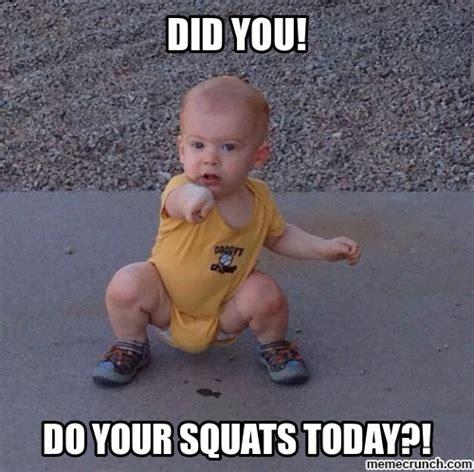 Squat Meme - do you even squat