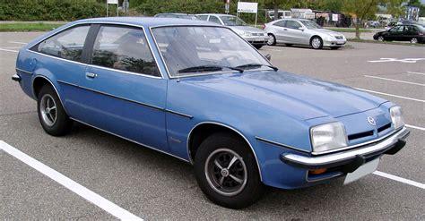 Opel Manta file opel manta front 20080820 jpg