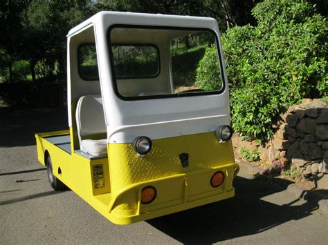 3 Wheel Car For Sale by Dunn Electric Powered Cart 3 Wheel Burden Carrier