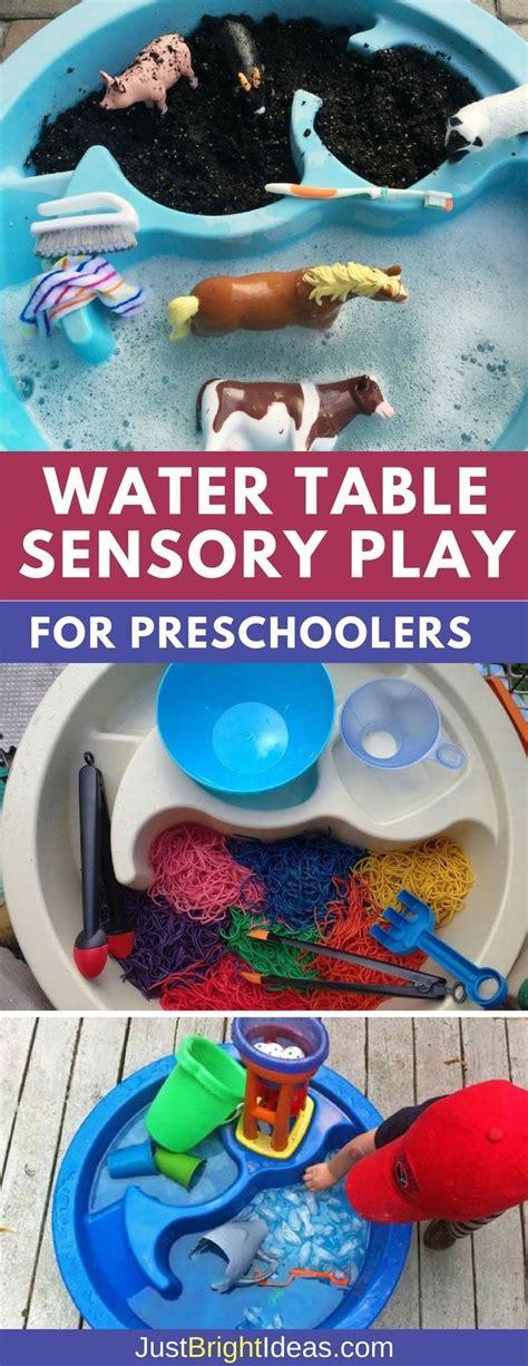 12 sensory water table activities for preschoolers to 888 | 98079315bd1e7edba0667045db9ce162